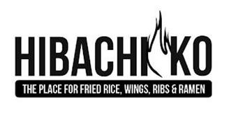 HIBACHI KO THE PLACE FOR FRIED RICE, WINGS, RIBS & RAMEN