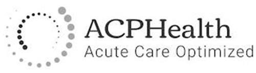 ACPHEALTH ACUTE CARE OPTIMIZED