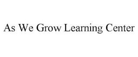 AS WE GROW LEARNING CENTER