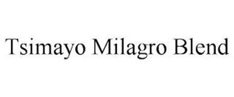 TSIMAYO MILAGRO BLEND