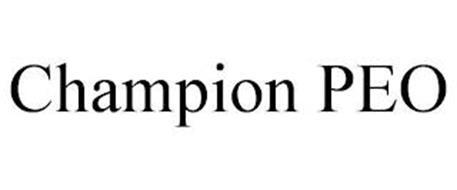 CHAMPION PEO
