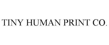 TINY HUMAN PRINT CO.