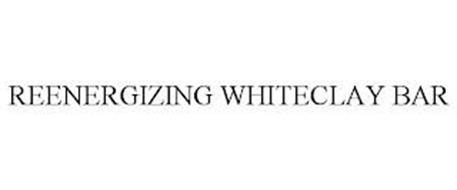 REENERGIZING WHITECLAY BAR