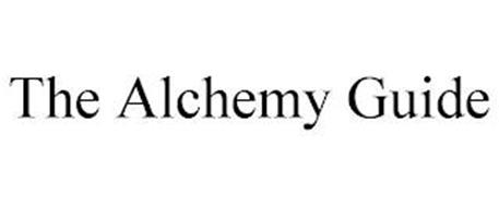 THE ALCHEMY GUIDE