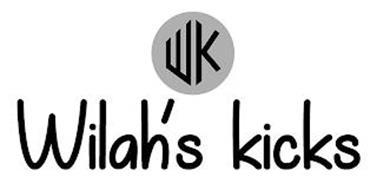 WK WILAH'S KICKS