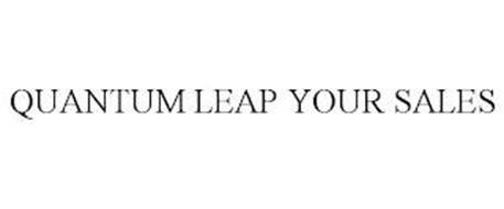 QUANTUM LEAP YOUR SALES
