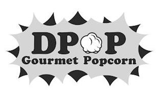 DPOP GOURMET POPCORN