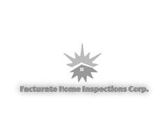 FACTURATE HOME INSPECTIONS CORP.
