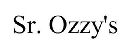 SR. OZZY'S