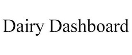 DAIRY DASHBOARD