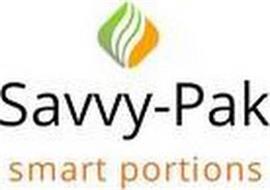 SAVVY-PAK, SMART PORTIONS
