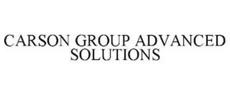 CARSON GROUP ADVANCED SOLUTIONS