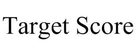 TARGET SCORE