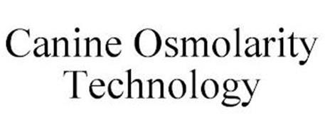 CANINE OSMOLARITY TECHNOLOGY