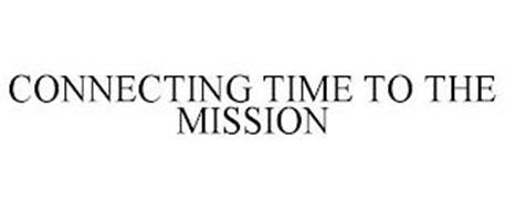 CONNECTING TIME TO THE MISSION