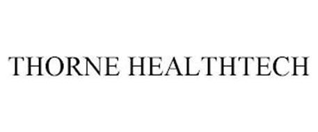 THORNE HEALTHTECH