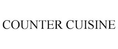 COUNTER CUISINE