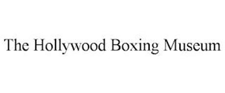 THE HOLLYWOOD BOXING MUSEUM