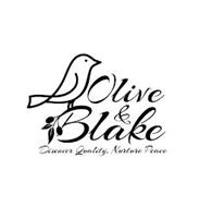 OLIVE & BLAKE DISCOVER QUALITY, NURTURE PEACE