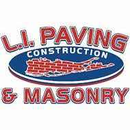 L.I. PAVING CONSTRUCTION & MASONRY