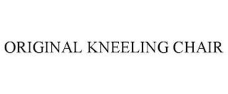 ORIGINAL KNEELING CHAIR
