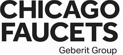 CHICAGO FAUCETS GEBERIT GROUP