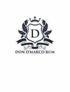 D DON D'MARCO RUM