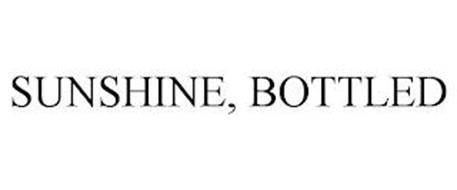 SUNSHINE, BOTTLED