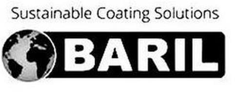SUSTAINABLE COATING SOLUTIONS BARIL