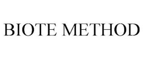 BIOTE METHOD