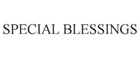 SPECIAL BLESSINGS