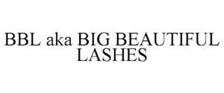 BBL AKA BIG BEAUTIFUL LASHES