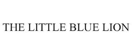 THE LITTLE BLUE LION