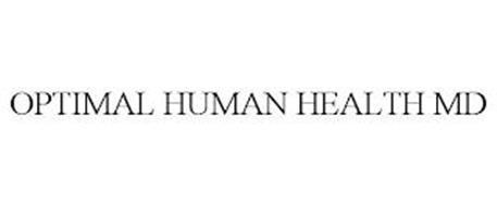 OPTIMAL HUMAN HEALTH MD