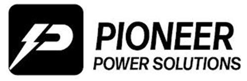 P PIONEER POWER SOLUTIONS