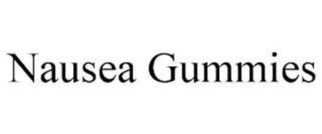 NAUSEA GUMMIES