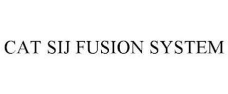 CAT SIJ FUSION SYSTEM