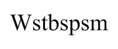WSTBSPSM