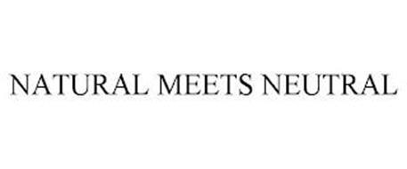 NATURAL MEETS NEUTRAL