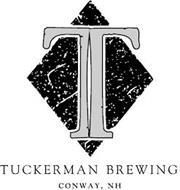TUCKERMAN BREWING CONWAY, NH