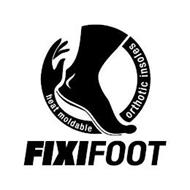 FIXIFOOT HEAT MOLDABLE ORTHOTIC INSOLES