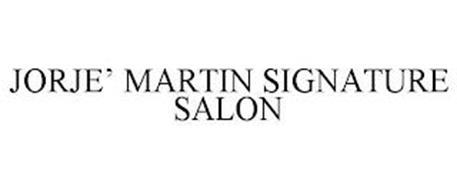 JORJE' MARTIN SIGNATURE SALON