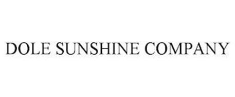 DOLE SUNSHINE COMPANY