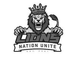 LIONS NATION UNITE EST. 2021