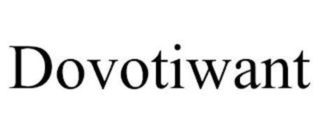 DOVOTIWANT