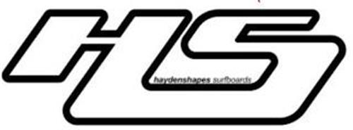 HS HAYDENSHAPES SURFBOARDS