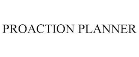 PROACTION PLANNER