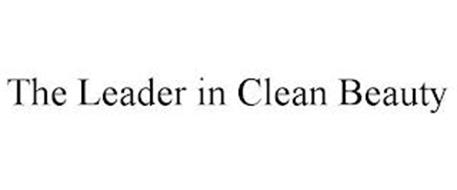 THE LEADER IN CLEAN BEAUTY