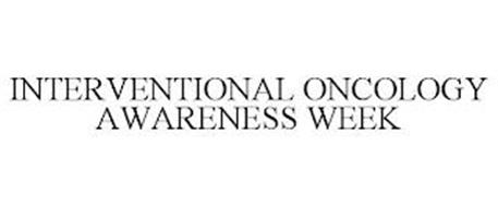 INTERVENTIONAL ONCOLOGY AWARENESS WEEK