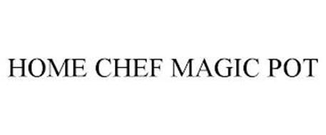 HOME CHEF MAGIC POT